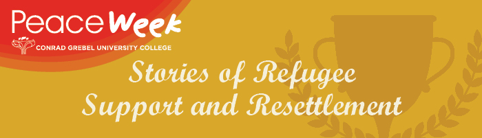 Panel: Stories of Refugee Support and Resettlement banner image