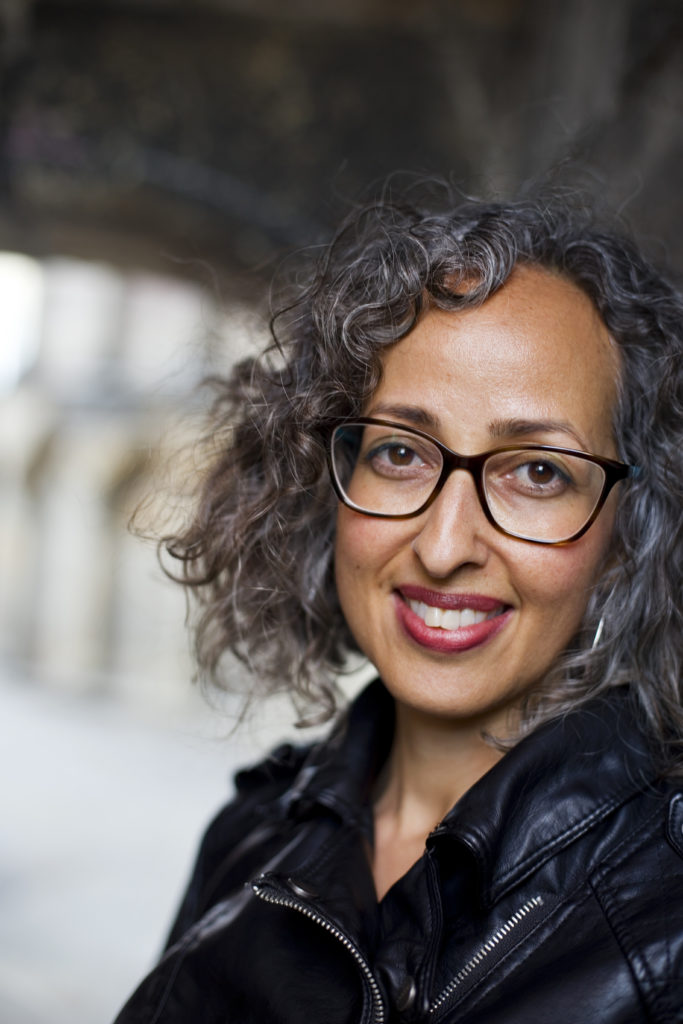 a photograph of Sofia Samatar