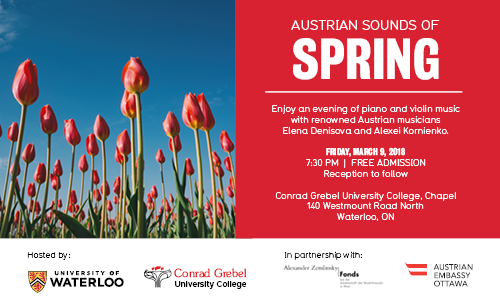 Sounds of Spring.
