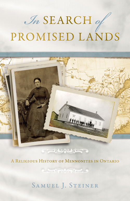 In Search of Promised Lands book