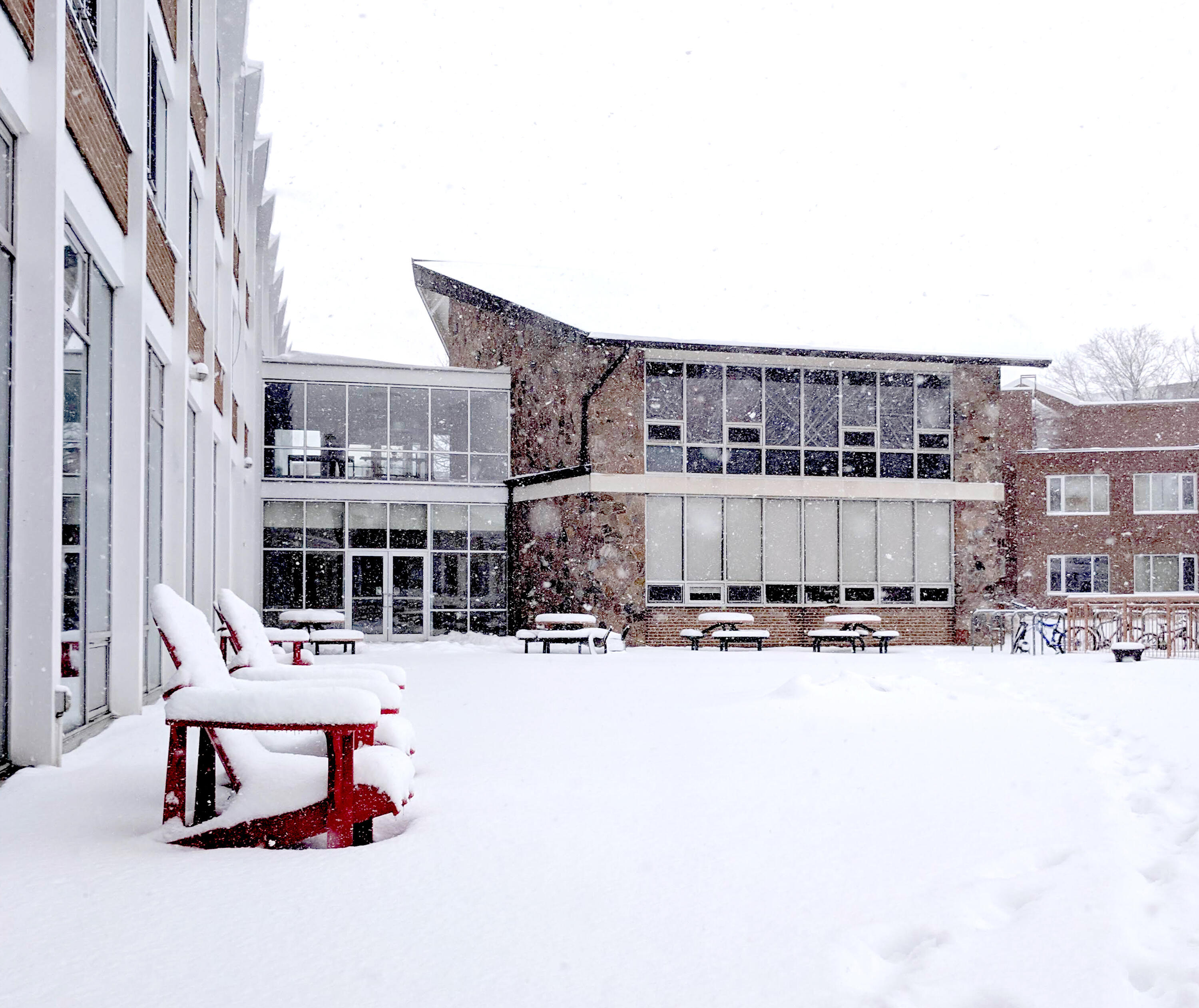 Winter at Grebel