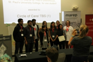 Circle of Care - TBS hackathon group.