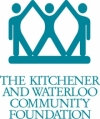 The Kitchener and Waterloo Community Foundation colour logo