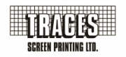 Traces Screen Printing LTD. Logo