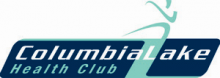 columbia lake health club logo