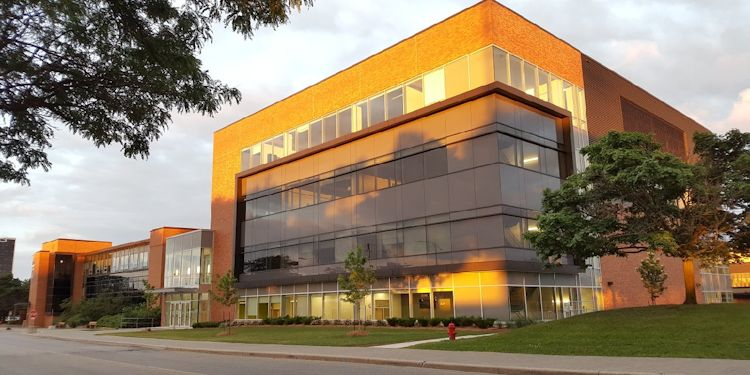 Applied Health Sciences Expansion building
