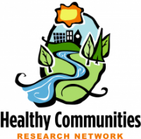 Healthy Communities Research Network logo.