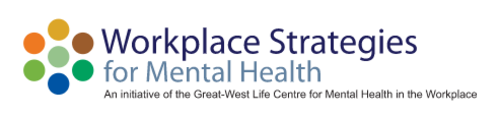 Workplace Strategies for Mental Health logo