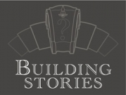 Building Stories logo - A keystone with question mark.