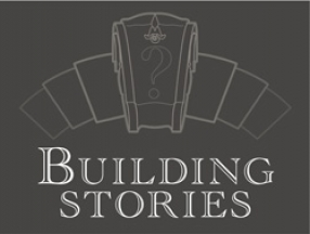 Buidling Stories logo.