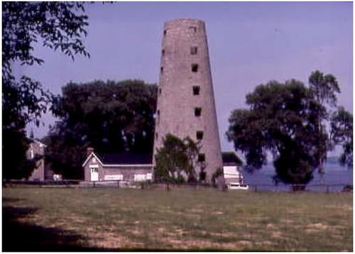 Abandoned windmill.