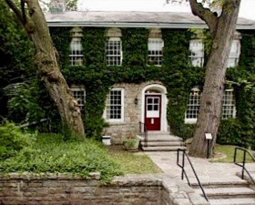 MacKenzie Printery & Newspaper Museum.