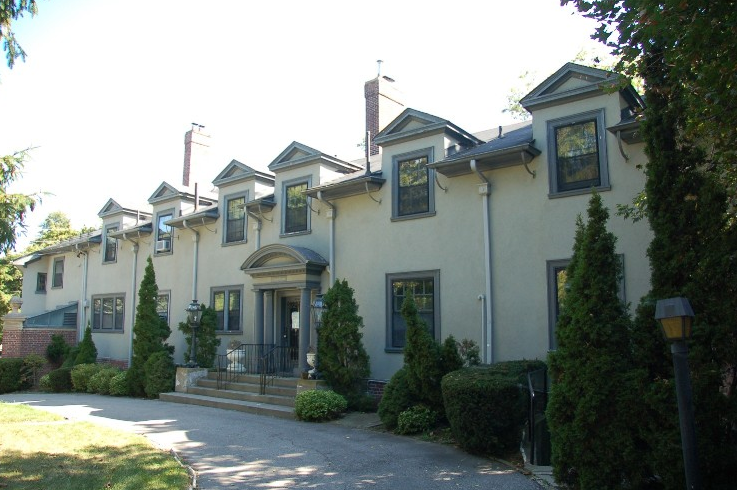 7 Austin Terrace, the Maclean House