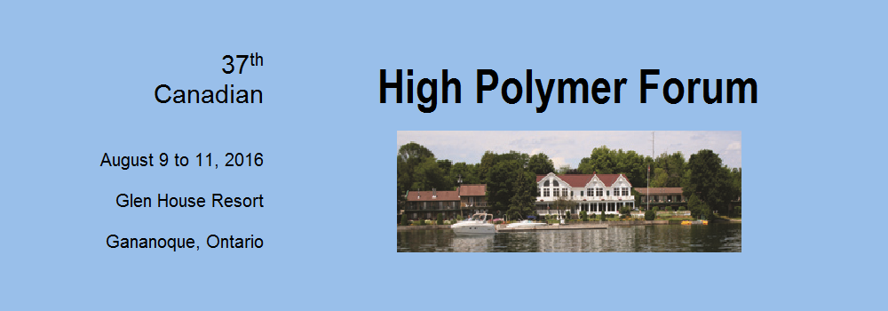 High Polymer Forum Conference