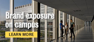 brand exposures on campus
