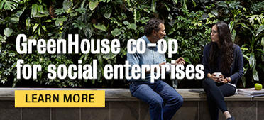 GreenHouse co-op for social enterprises