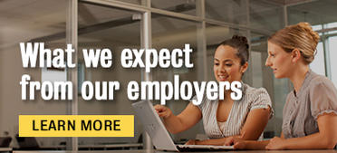 what we expect from employers