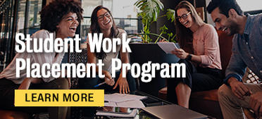 Student work placement program