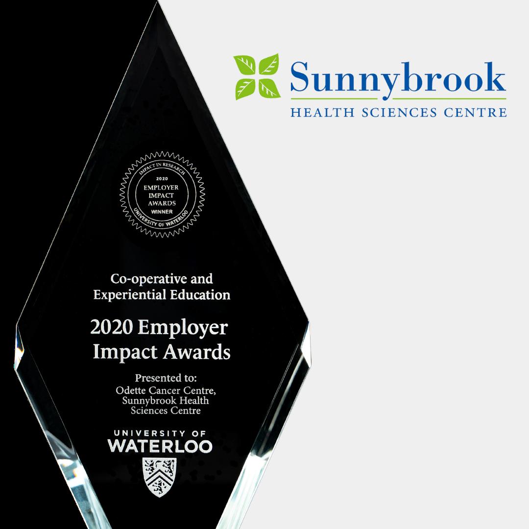Sunnybrook logo and trophy