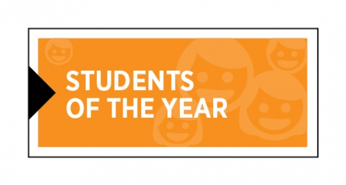Students of the year image button