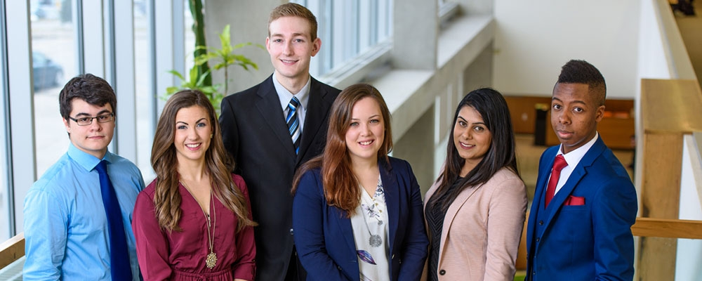 2015 Co-op Students of the Year