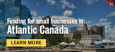 Funding small businesses in Atlantic Canada