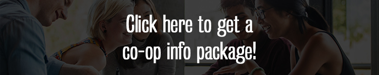 Click here to get a co-op info package!