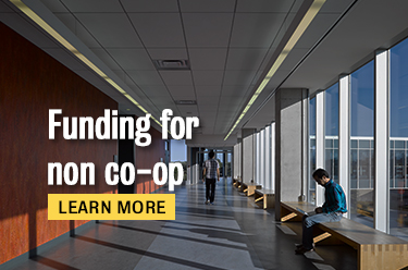Funding for non co-op