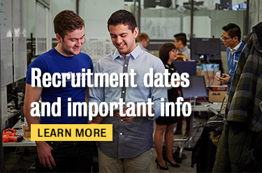 Are you looking for recruitment info, including dates? Click here!
