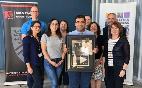 Waterloo Pharmacy honours Costco