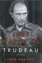 The Life of Pierre Elliott Trudeau book cover
