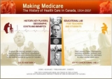 Making Medicare webpage