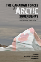 Arctic Sovereignty book cover