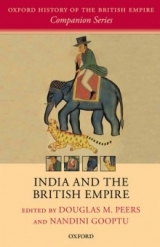 India British Empire book cover