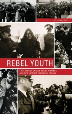 Cover of Rebel Youth by Ian Milligan
