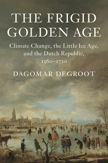 The Frigid Golden Age book cover