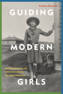 "Book cover for ""Guiding Modern Girls"""