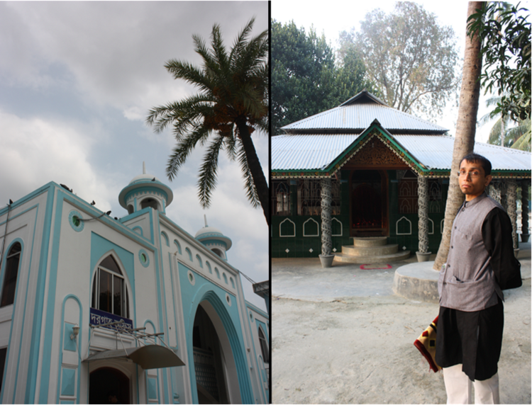 Sufi shrines in Bangladesh