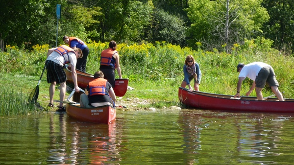 2011 Canoe Trip