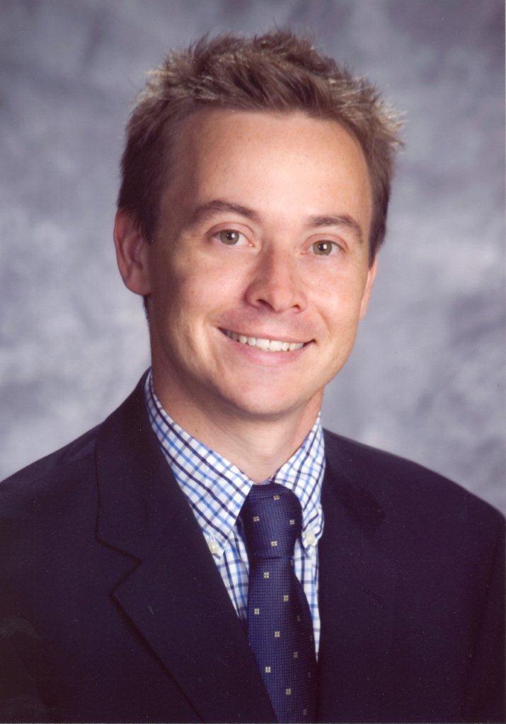 Photo of Dr Steven Bednarski