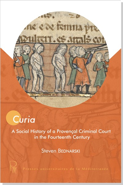 Curia book cover
