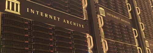 Photo: Internet Archive servers (by Ian Milligan).