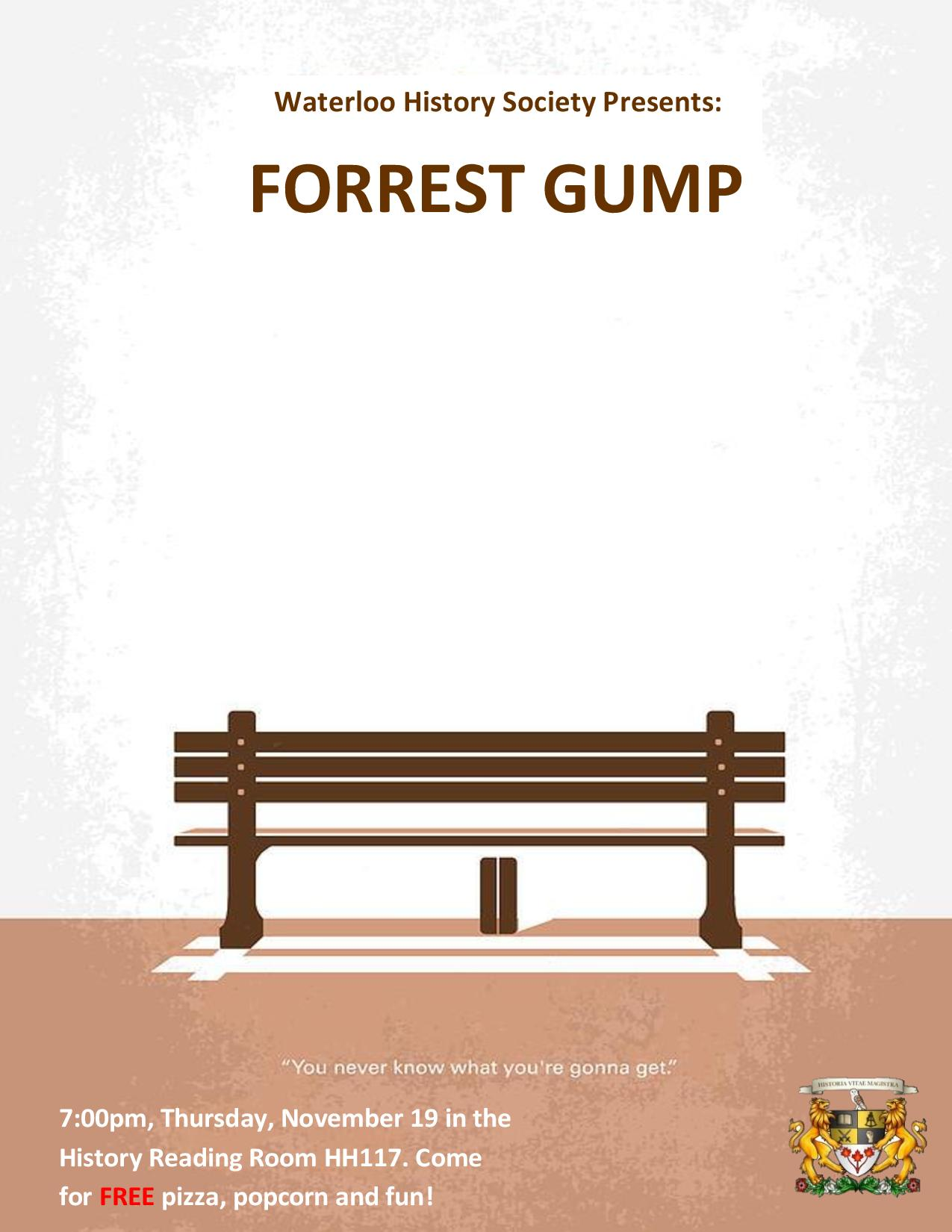 Movie Night: Forrest Gump