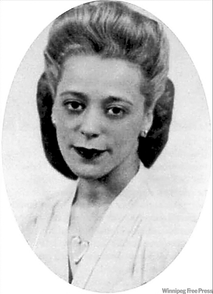 Portrait of Viola Desmond (Public domain image from Wikimedia Commons)