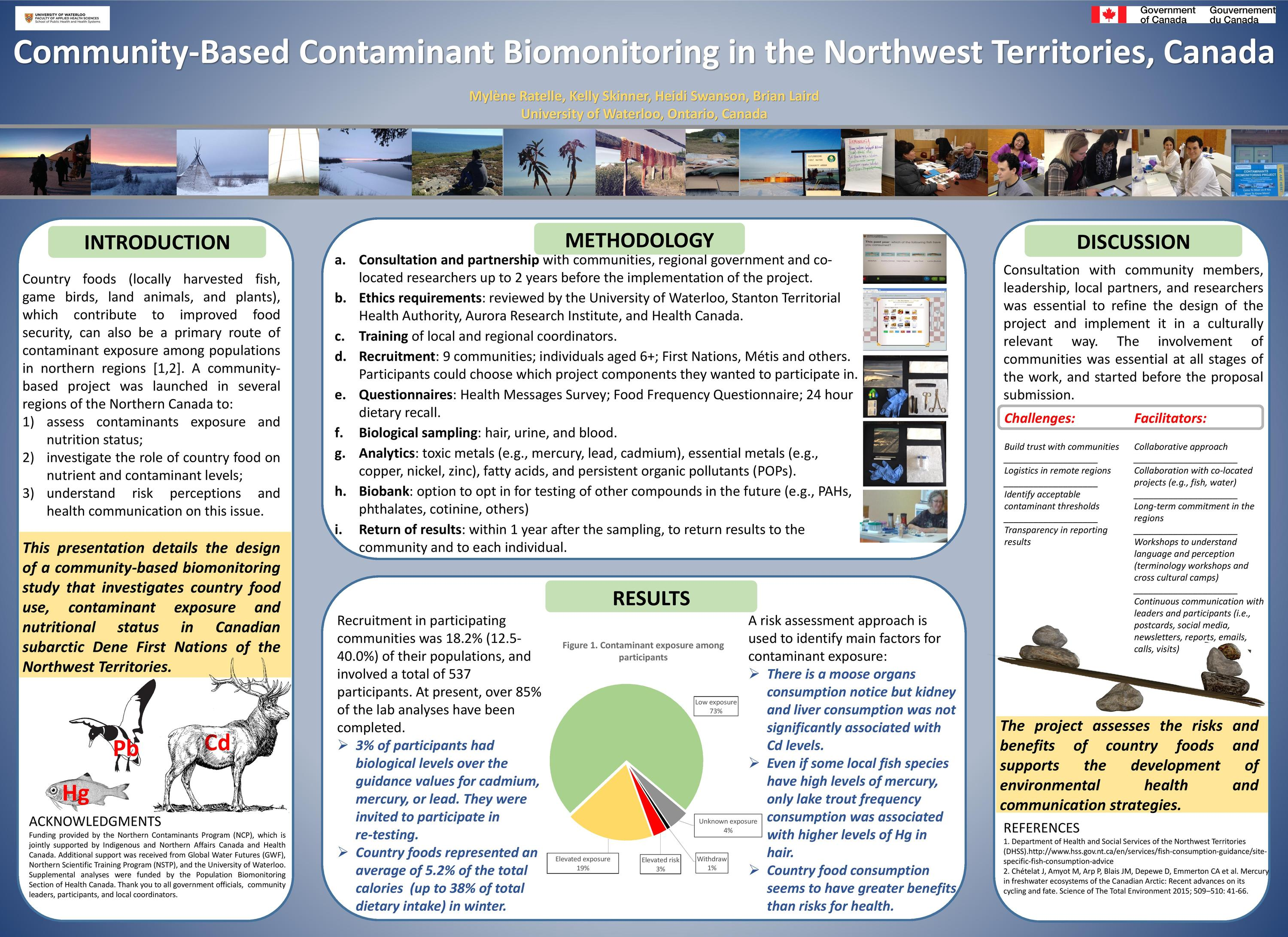 Dr. Ratelle's conference poster