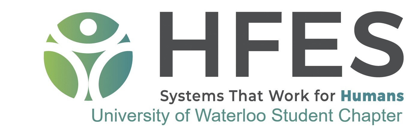 HFES UW student chapter logo