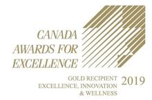 Excellence Canada Gold Award logo