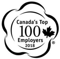 Canada Top 100 Employer 2018