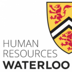 Human Resources logo for the University of Waterloo