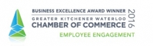Employee Engagement Winner 2016